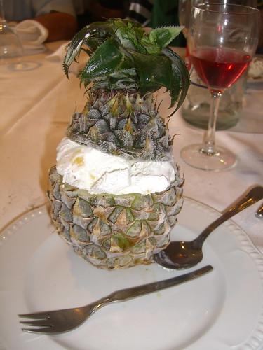 Pinapple Sorbet