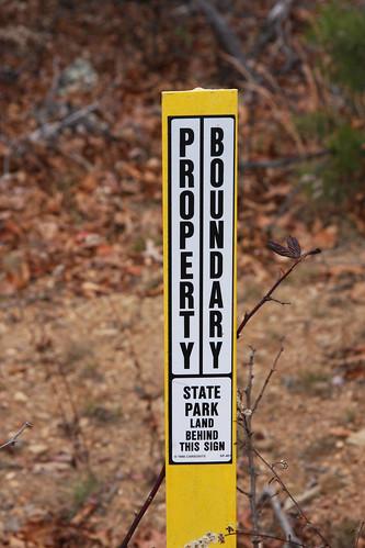 Propery Boundary