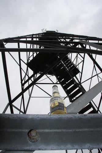 Corona on Fire Tower