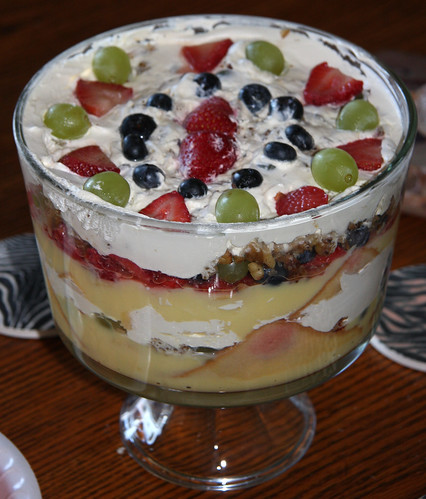 Linda's Trifle