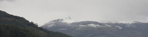 Pico de las Nieves (literally)