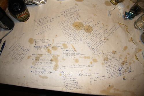 Table Cloth Song Lyrics
