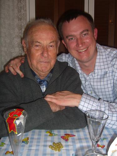Grandpa and Erik