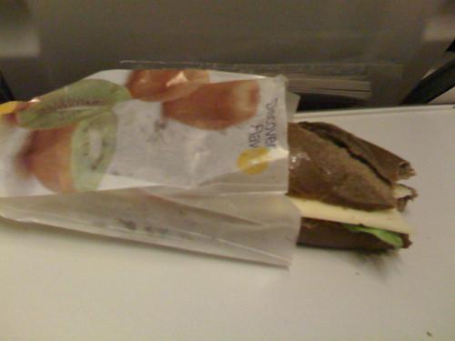 German Flight Snack