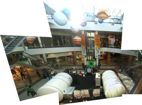 ESA Exhibit at Max Center Panorama