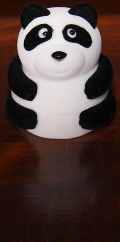 Panda Earring Box