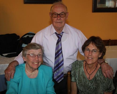Abuelo, Joyce, and Betsy