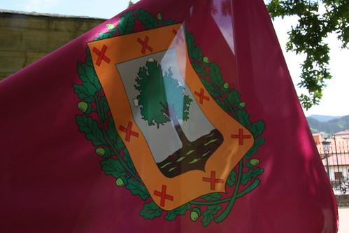 Guernica Flag