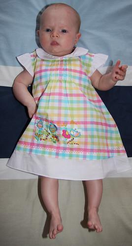 Nora Baby Bee Dress