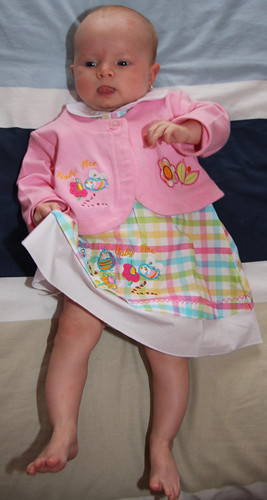 Nora Baby Bee Dress With Sweater