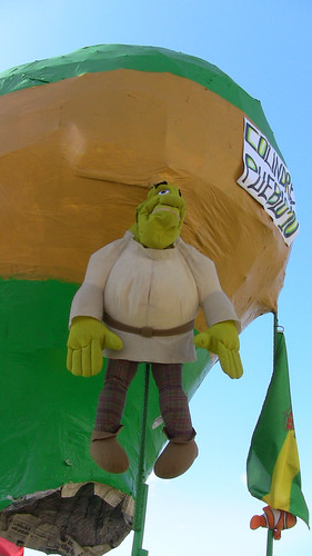 Uglified Shrek