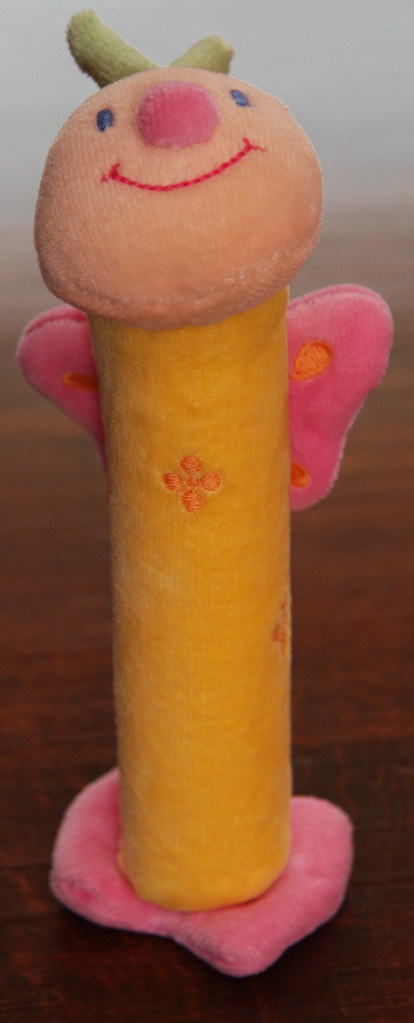 Phallic Butterfly Toy