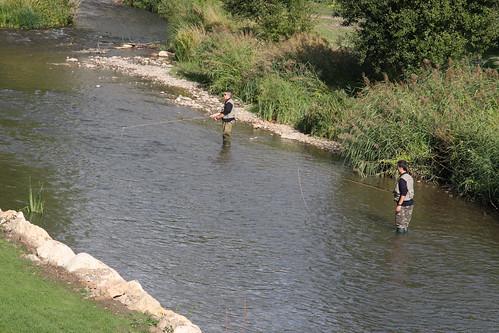 Fly Fishing in Burgos
