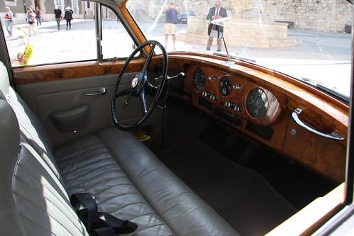 Rolls Royce Dashboard