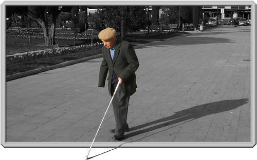 Blind Man - Frame Break