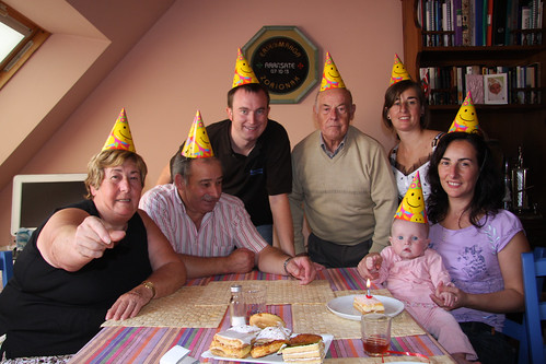 It's a birthday party!