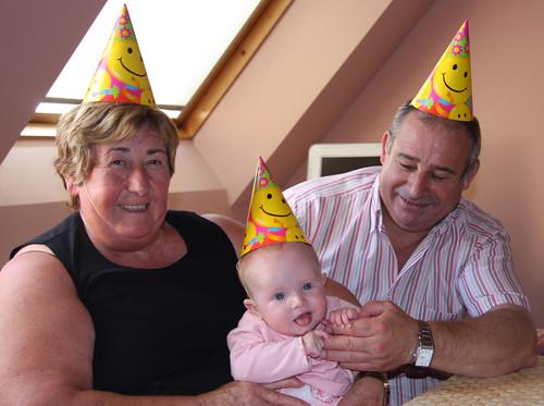 Spanish Grandparents