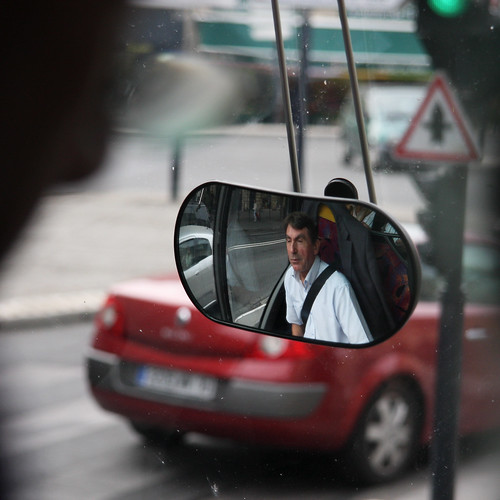 Tour bus driver
