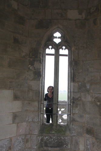 Marga Across Bell Tower