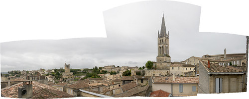 Saint Emilion Panorama