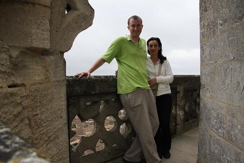 Saint Emilion Bell Tour Tourists