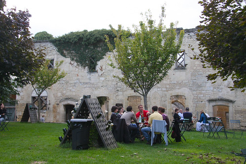 Monastery Wine Garden
