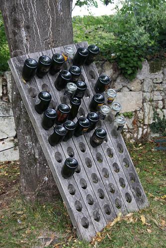 Wine Garden Bottle Return