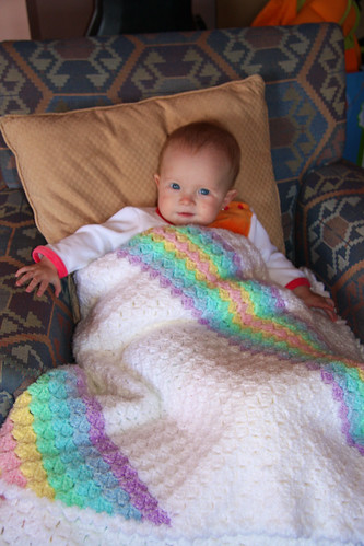 Blanket from Janet