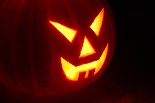 Carved Pumpkin 2009