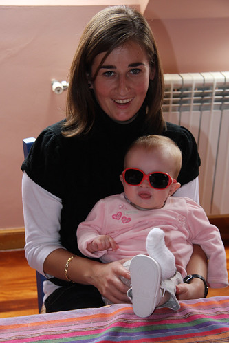 Chillin' with Aunt Belén (Tongue Out)