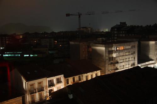 Colindres Blackout - Nov 5, 2009