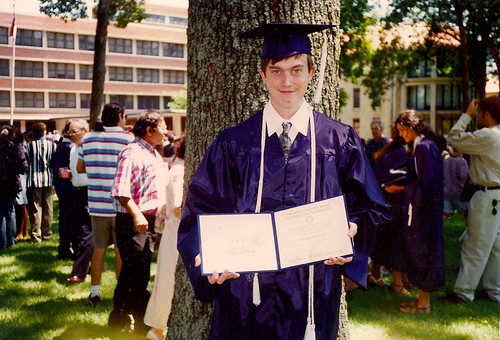The Graduate, NCSSM Class of 1996