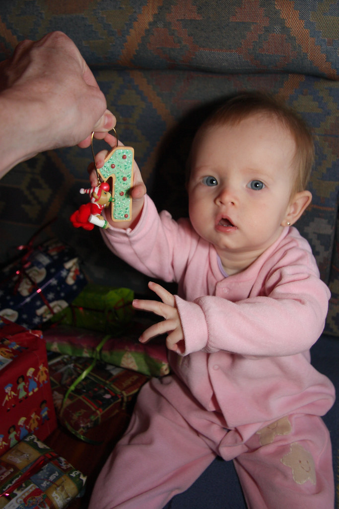 Nora's First Christmas