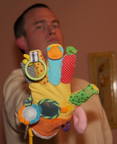 Talk to the Bobo Glove!