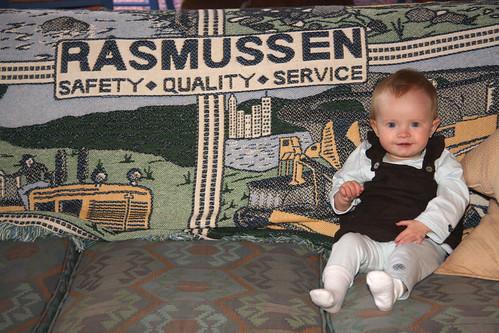 Nora is a Rasmussen