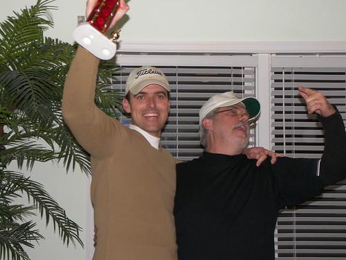 Steve wins Championship Flight