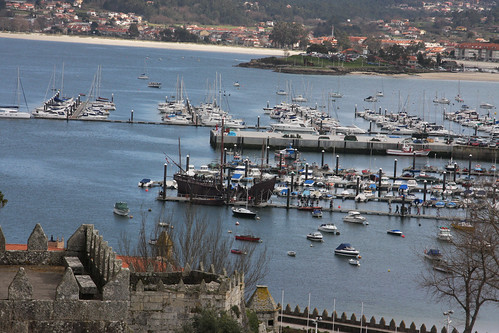 The Pinta in Baiona