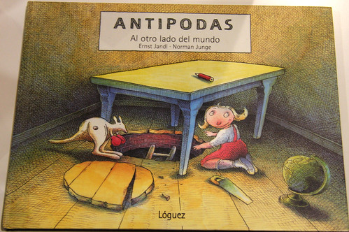 Antipodas - teaching kids about antipods