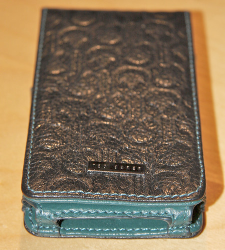 Ted Baker Leather Case (Apple iPhone 3G Series)