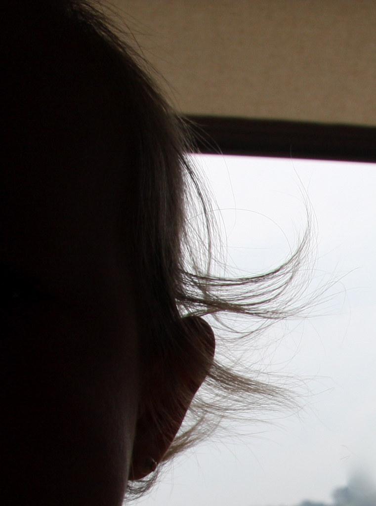 Wispy Hair