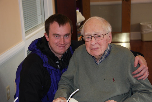 Me and my grandfather