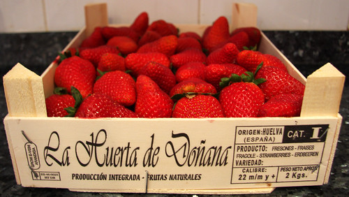 Two Kilograms of Strawberries