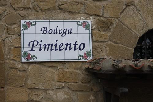 Bodega Pimiento
