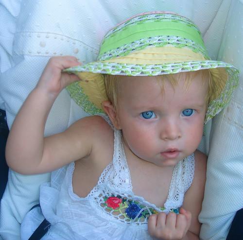 Proper ladies wear hats