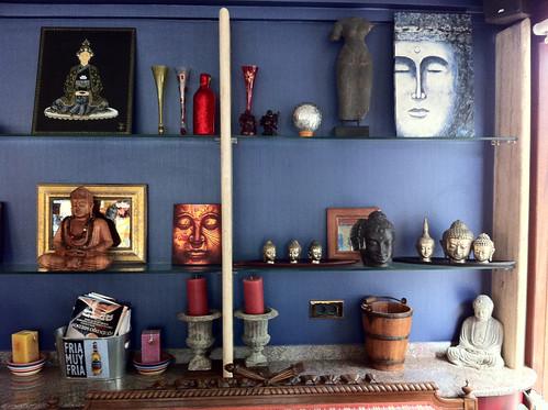 Buddhist Bar Decorations