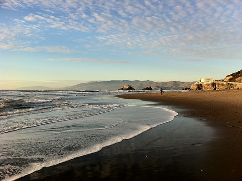 Pacific Beach, San Francisco