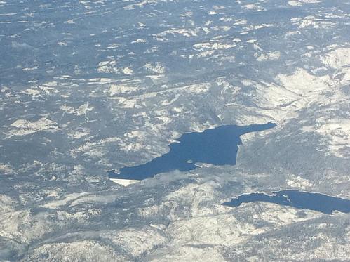 Cherry Lake and Lake Eleanor, Yosemite