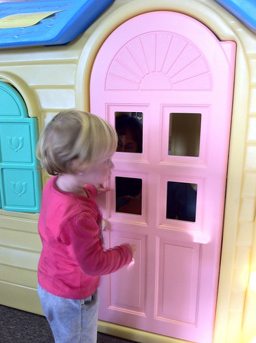 Marga locks her grandmother inside