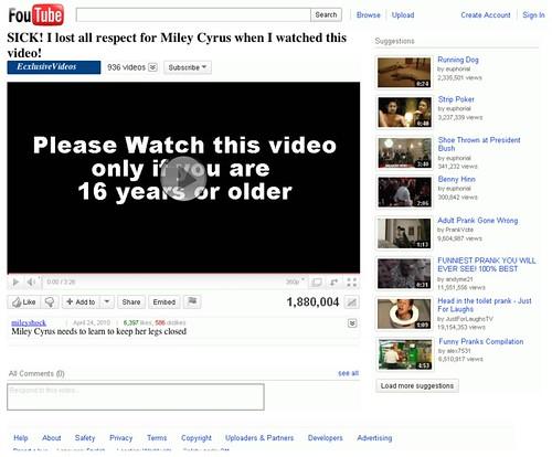 Fake YouTube Trickery