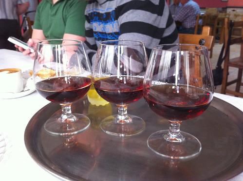 Three Brandy Snifters